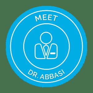 Meet Dr. Abbasi Button Top Nova Orthodontics Potomac Falls Ashburn VA