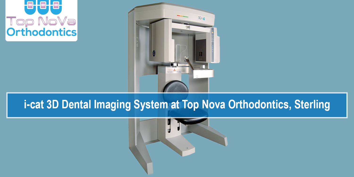 i-Cat Cone Beam at top nova orthodontics